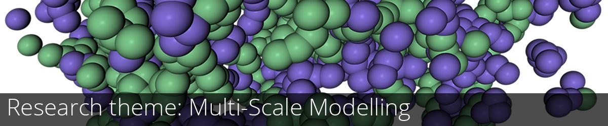 Research theme: Multi-Scale Modelling