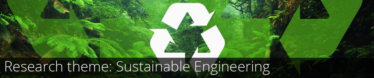 Research theme: Sustainable Industrial Engineering