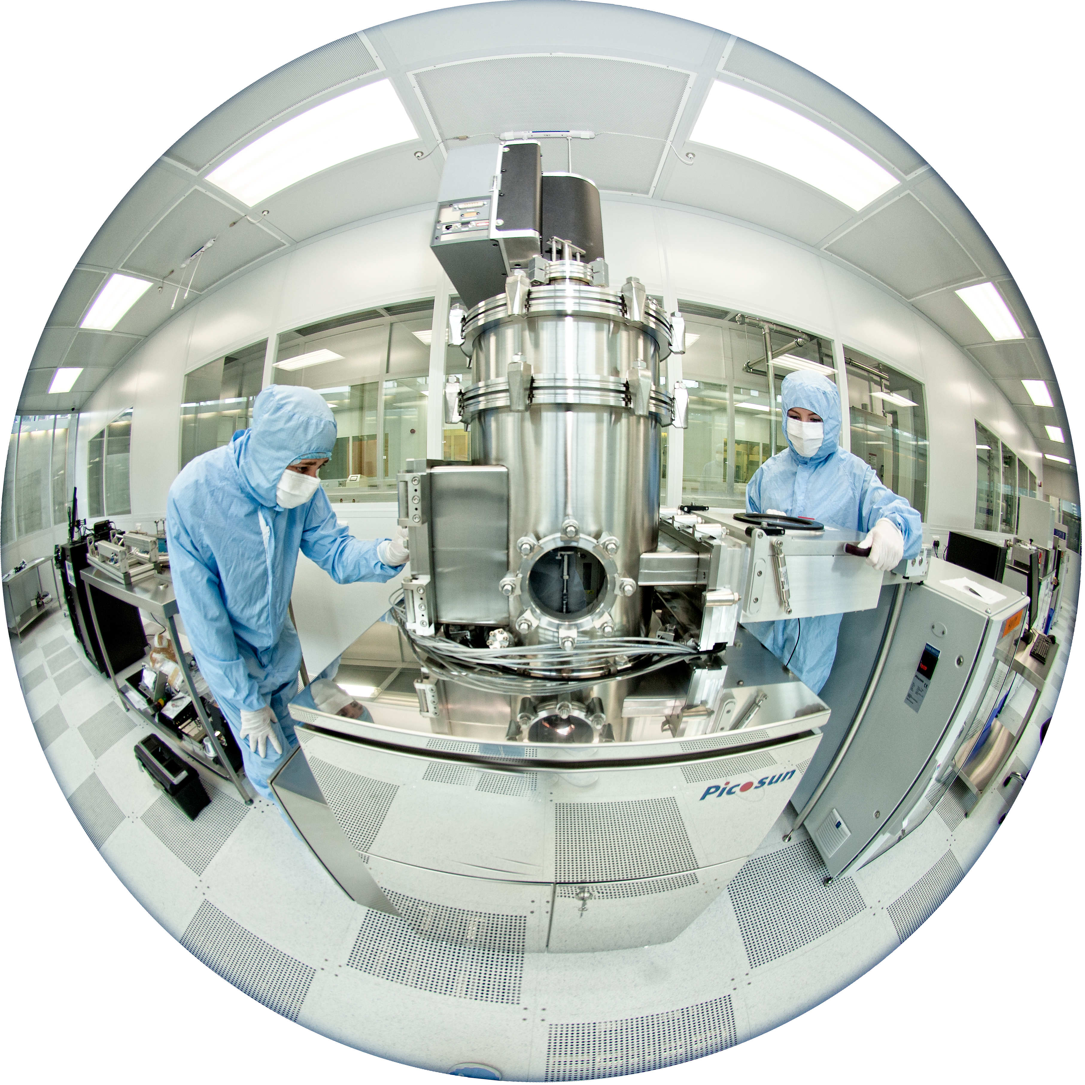 State-of-the-art cleanrooms | The Home of Graphene | The ...