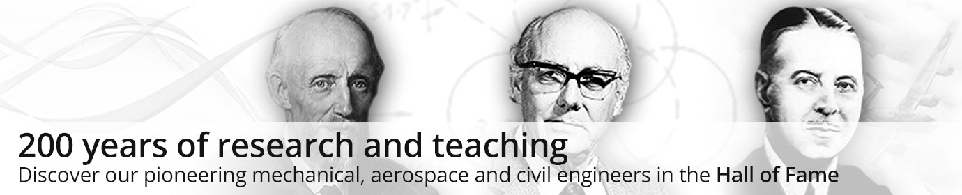 From Reynolds to Chadwick - 200 years expertise in teaching engineering