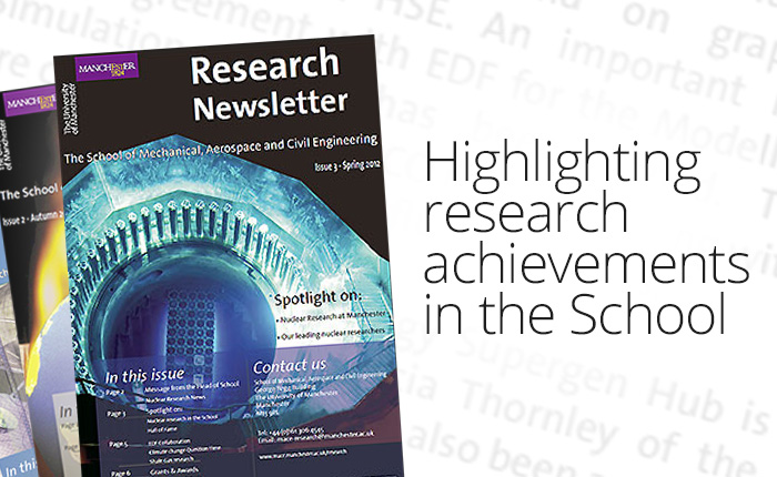 Research newsletters