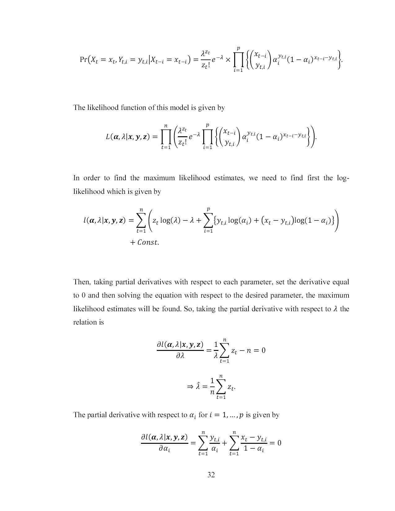 Phd thesis on mathematics